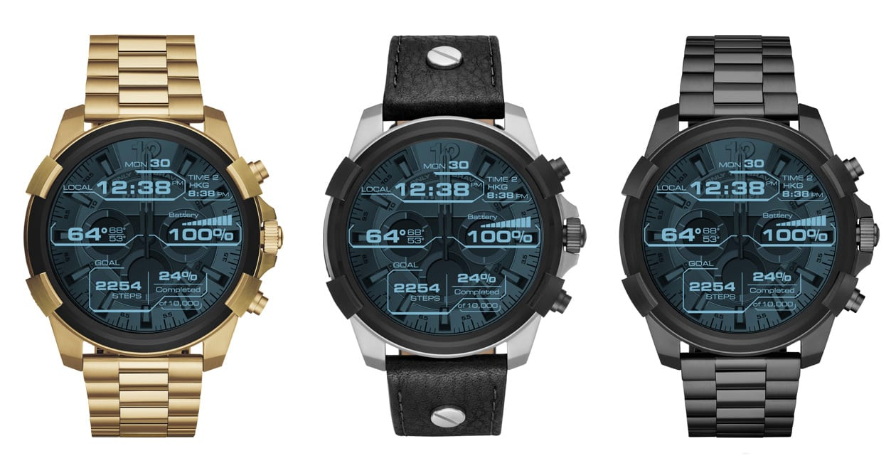 Diesel On Full Guard Smartwatch: All You Need To Know