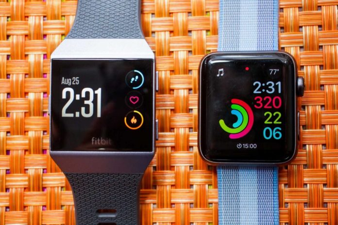 fitbit ionic watch 33