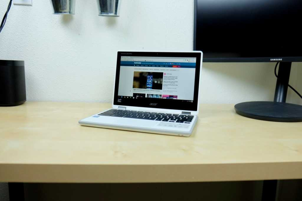 Acer Chromebook Spin 11 review. photos & price