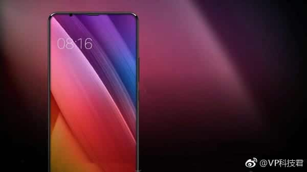 Xiaomi Mi 7 new renders reveal on-screen fingerprint scanner