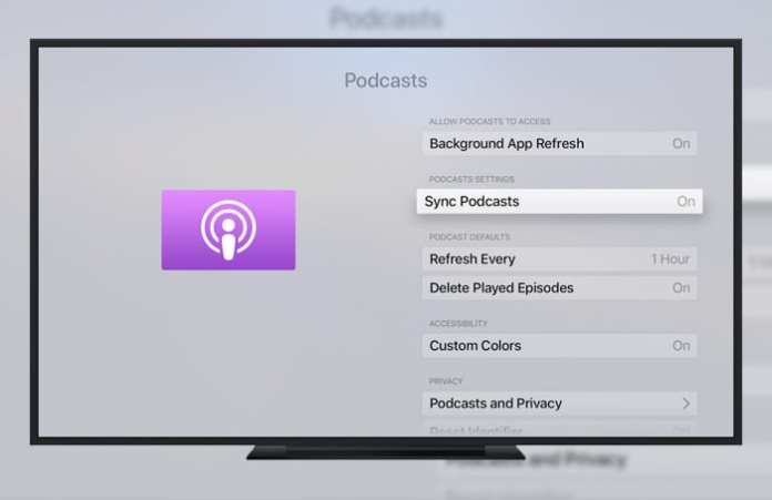 How to Organize Podcasts into Stations on Apple TV