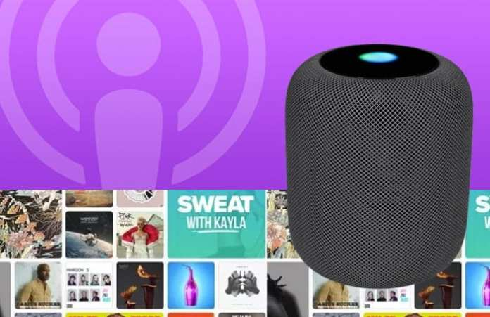 How to Play Specific Podcast on HomePod