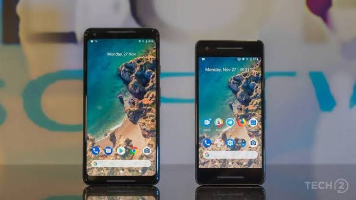 Find lost/stolen google pixel phones