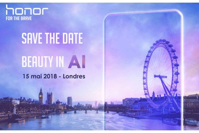 Honor teases mystery device coming May 15