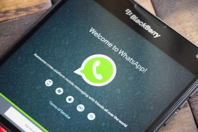 WhatsApp On Blackberry