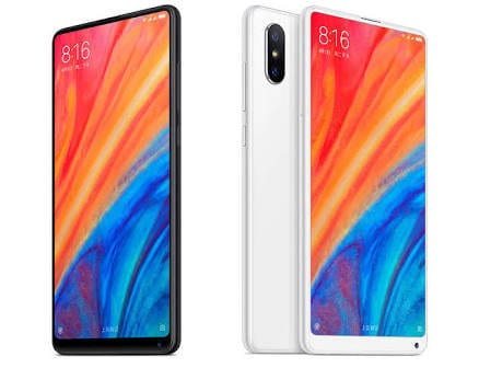 Smartisan Nut 3 VS Xiaomi Mi Mix 2S