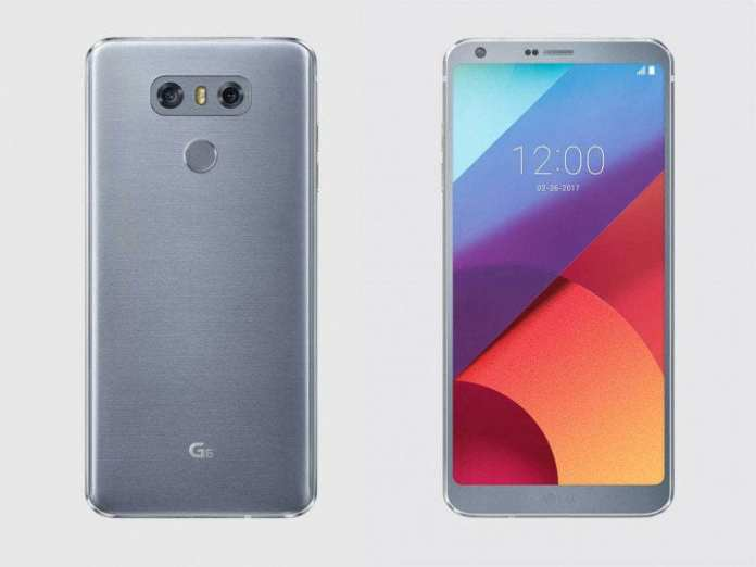LG G6 VS LG G7 ThinQ