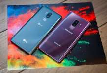 LG G7 ThinQ VS Samsung Galaxy S9 Plus
