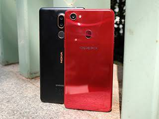 Nokia 7 Plus vs Oppo F7 2
