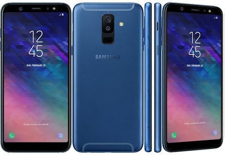 Samsung Galaxy A8 Plus VS Samsung Galaxy A6 Plus