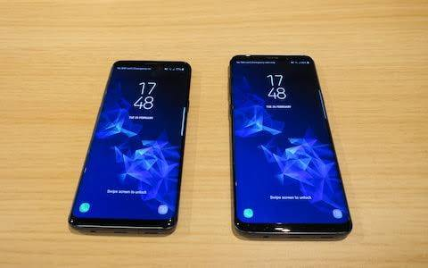 Samsung Galaxy S9 and S9 Plus 3