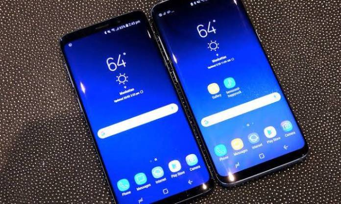 Samsung Galaxy S9 and S9 Plus 7