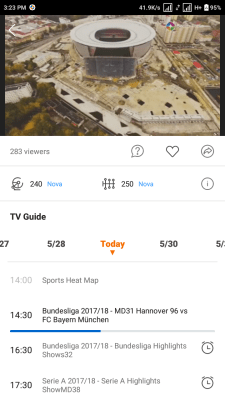 watch live World Cup Football match online for free on Startimes App