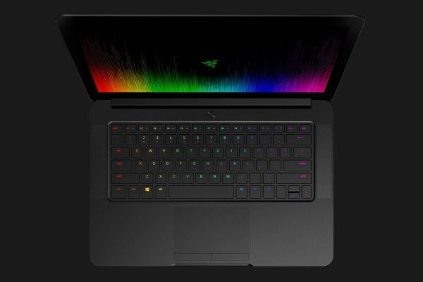 Keyboard and Touchpad
