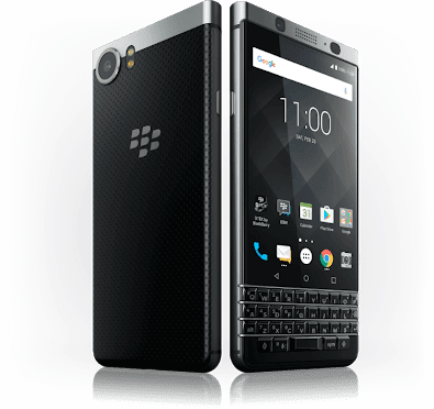 BlackBerry Key2 VS BlackBerry KeyOne