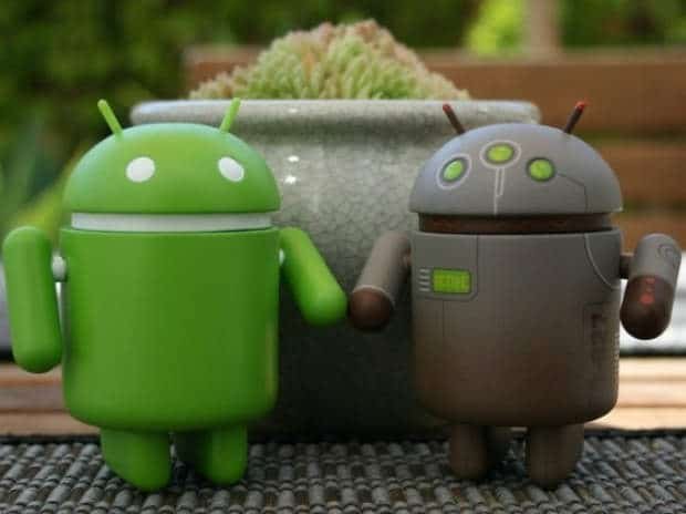 Google adds a DRM to Android applications