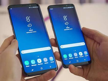 Samsung Galaxy S9 and S9 Plus 1