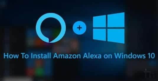 Alexa on Windows 10