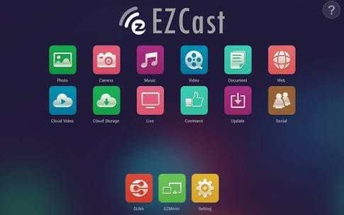EzCast To Connect Mac To TV