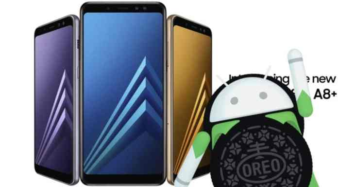 How to upgrade Samsung Galaxy A8 Plus to Android 8.0 Oreo