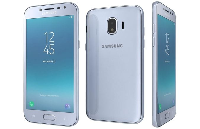 Samsung Galaxy J3 2018 vs Samsung Galaxy J2 Pro