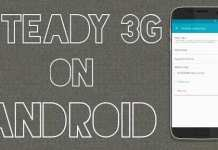 Force 3G Only on your Android