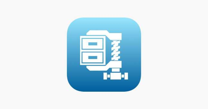 How to open ZIP files on iPhone X with WinZip