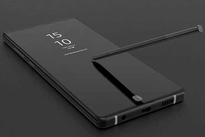 Samsung galaxy Note 9 Forbes