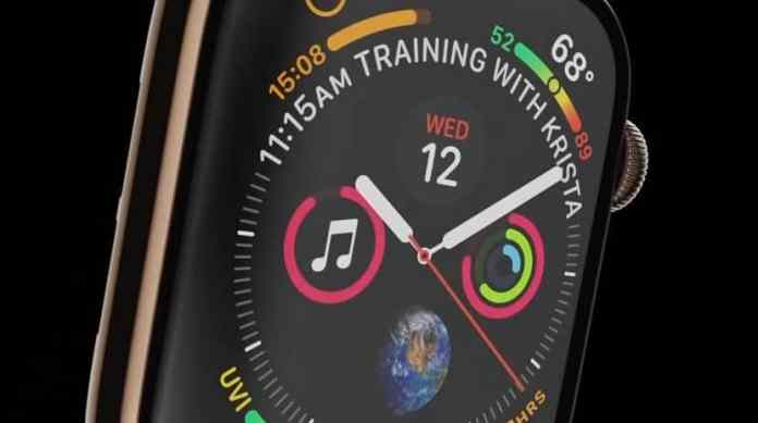 Apple Watch Series 4 official