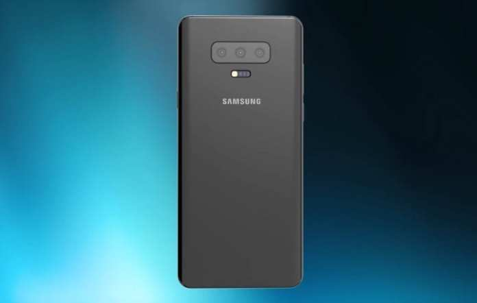 Samsung Galaxy S10 X would come with a 5G modem