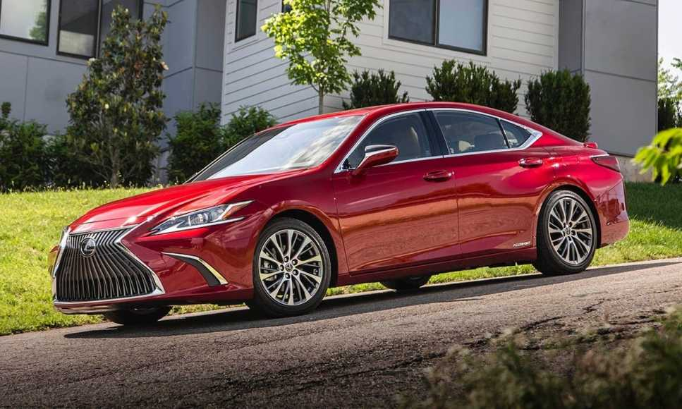 2019 Lexus Es 350 The Wine Car Arrives