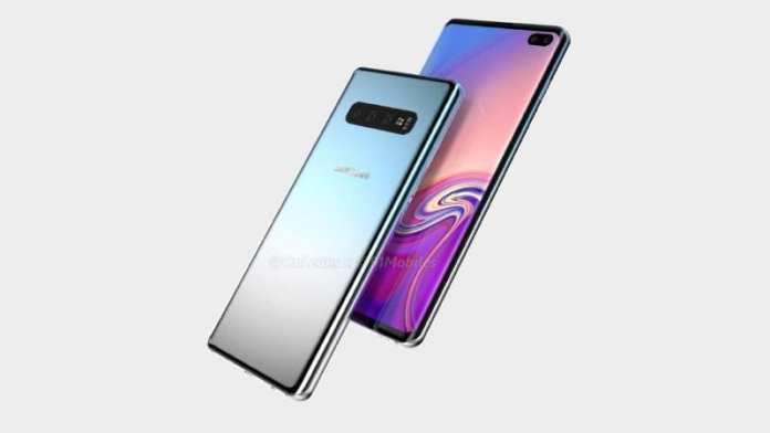Samsung Galaxy S10 Android leak 1