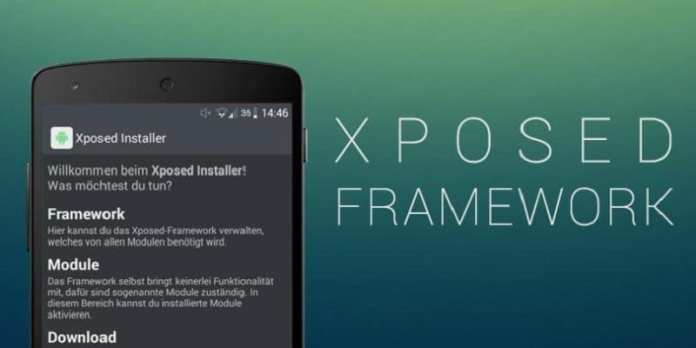 Install Xposed Framework3real