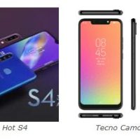 Hot S4 VS Camon 11 Pro