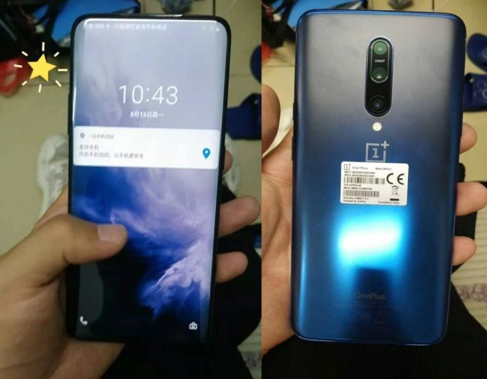 OnePlus 7 Pro hands on front and rear 1024x797