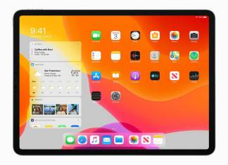 Apple Launches New iPadOS Supports USB Drives, New Home Screen