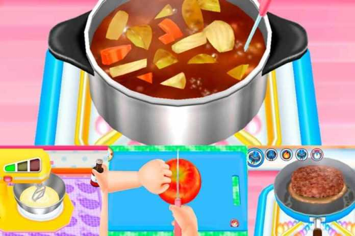 Best cooking games for Android iPhone