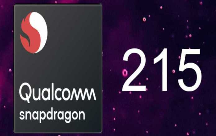 Qualcomm Snapdragon 215 Has Been Launched For Budget Smartphones With Premium features