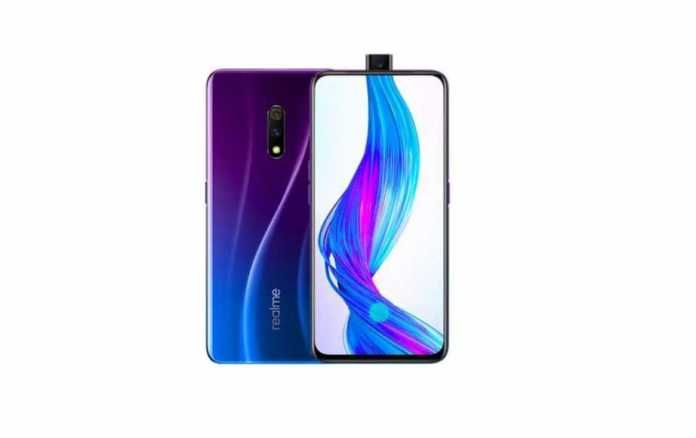 Realme X With Pop-Up Front Camera, 48MP Primary Camera & SD 710 Launched In India