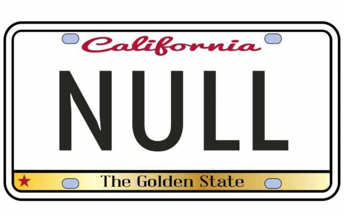 Hacker Earn 12000 Parking Tickets By Registering Null License Plates Trick