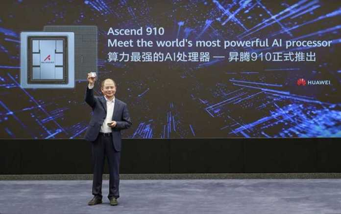 Huawei Ascend 910 The Worlds Most Powerful AI Processor Announced