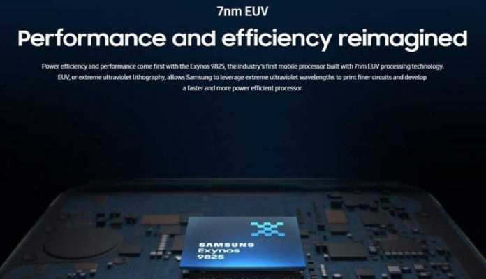 Samsung Exynos 9825 is The Worlds First 7nm EUV Based Mobile Processor 750x430 1