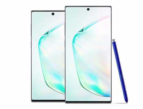 Samsung-Galaxy-Note-10 series design and looks