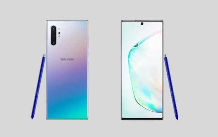 Samsung Launches Galaxy Note 10 Series Featuring Infinity-O Display