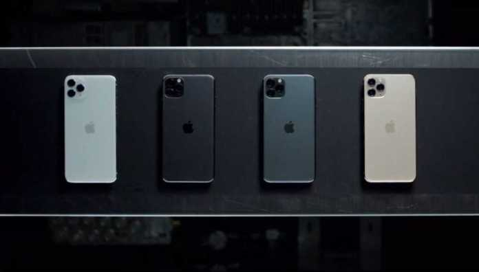 iPhone 11 Pro Apples new number one