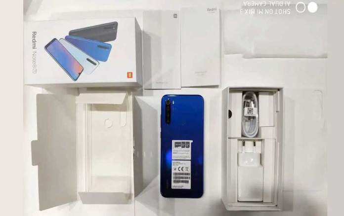 Redmi Note 8T Has Been Spotted on NCC The Phone has NFC and 18W Charging Support