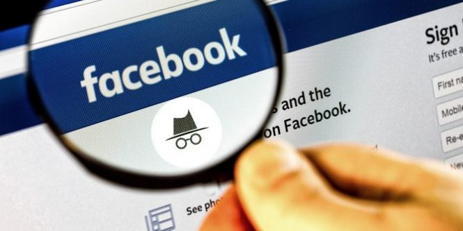 access Facebook privately