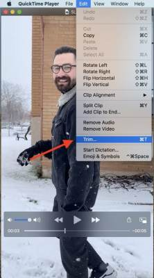 Trim Video On Your Mac