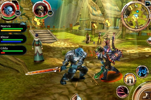 4 Order Chaos Online