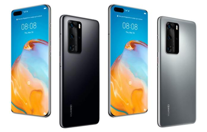 Huawei P40 and P40 Pro Specs 001
